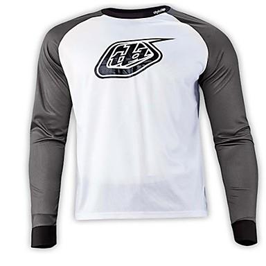voordelige Motorjacks-nieuwe tld off-road motorfiets met lange mouwen sneldrogend t-shirt motorfiets mountainbike downhill-pak sneldrogend shirt