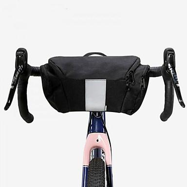 37251162a7 levne Brašny na kolo-3 L Brašna na řídítka Vícevrstvé Reflexní pásky Odolné Cyklistická  taška