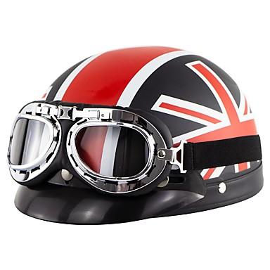 저렴한 헬맷 & 마스크-125 전체 얼굴 성인 unisex 오토바이 헬멧 windproof / anti-wear / shockproof