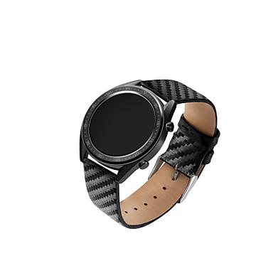 Недорогие Ремешки для часов Huawei-Ремешок для часов для Huawei Watch GT Huawei Современная застежка Кожа Повязка на запястье