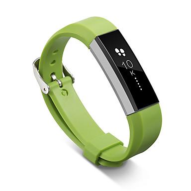 voordelige Smartwatch-accessoires-Horlogeband voor Fitbit Alta Fitbit Sportband Silicone Polsband