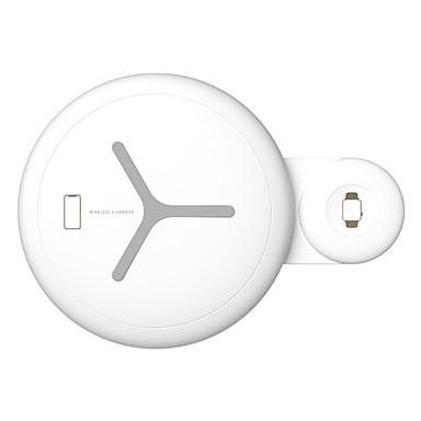 billige Stativer og holdere til Apple Watch-3 i 1 ladestasjon dock iwatch airpods lader stå ladestasjon for Apple Watch serien 3/2/1 / airpods / iphone x / 8 / plus / 7/7/6 / plus