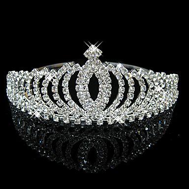 ieftine Bijuterii de Păr-Pentru femei Elegant Prințesă Zirconiu Cubic Argilă Aliaj Petrecere Petrecere / Seară - Mată