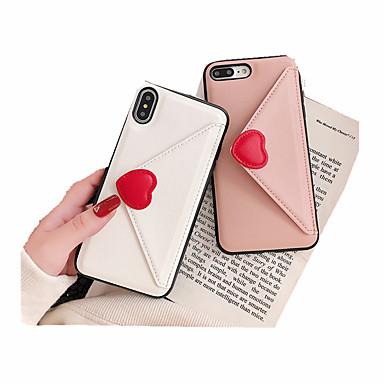 voordelige iPhone X hoesjes-hoesje voor apple iphone xs max / iphone x glitter shine achterkant woord / zin hard tpufor iphone 6 / iphone 6 plus / iphone 6s 7 8plus x xs xsmax xr