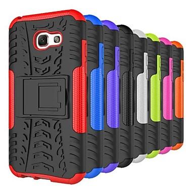 voordelige Hoesjes / covers voor Sony-hoesje Voor Sony Sony Xperia XZ Premium / Sony Xperia XZ / Sony Xperia XA1 Schokbestendig / Stofbestendig / Backup Achterkant Schild Hard TPU / Kumi / PC