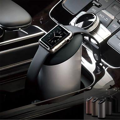 voordelige Apple Watch-bevestigingen & -houders-aluminium sta-bureau voor Apple Watch-serie 4/3/2/1 draadloos opladen (zonder datakabel)