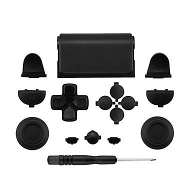 ieftine Accesorii PS4-Set de piese de înlocuire a controlerului de joc buton de piese de înlocuire multicolore pentru controlerul playstation 4 pentru controler ps4 / sony ps4