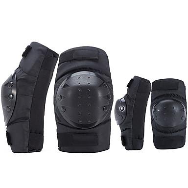 Недорогие Средства индивидуальной защиты-Мотоцикл защитный механизм для Защита локтей / Коленная подушка Все Полиэстер Защитная экипировка