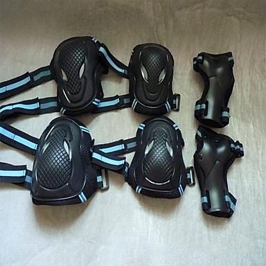 Недорогие Средства индивидуальной защиты-Мотоцикл защитный механизм для Защита локтей / Коленная подушка Все Нейлон Спорт / Водонепроницаемый