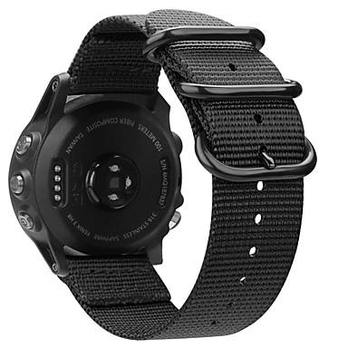 cheap Watch Bands for Garmin-Watch Band for Fenix 5x / Fenix 3 HR / Fenix 3 Garmin Business Band Fabric Wrist Strap