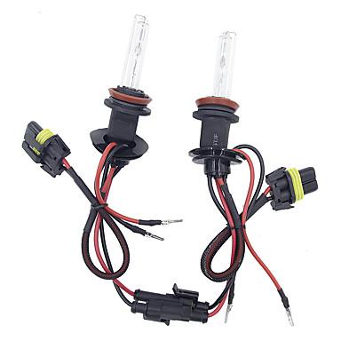 voordelige Autokoplampen-2 stks / set 55 w h11 / h8 / h9 verborg xenon koplampen conversie kit 3000-12000 k voor carkit typebulb * 2 kleurtemperatuur 6000 k / 10000 k