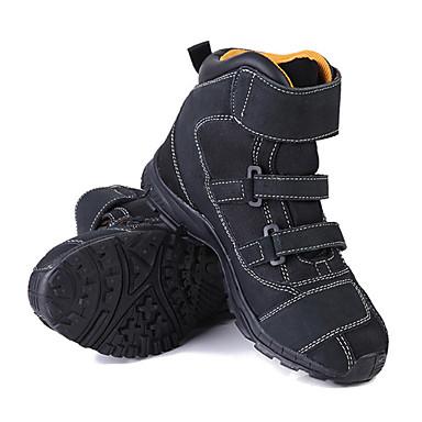 Недорогие Средства индивидуальной защиты-уличные дорожные кроссовки альпинистские ботинки износостойкие ботинки мотоцикла