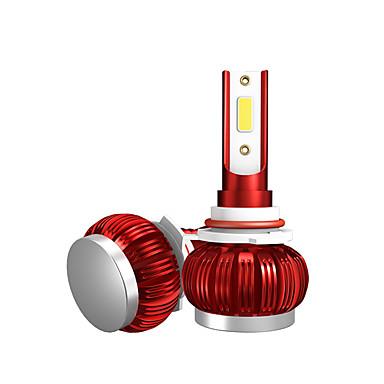 voordelige Autokoplampen-2 stks 9-36 v 36 w 3800lm 6000 k auto cob mist led gloeilamp modellen 9005 / hb3 / h10
