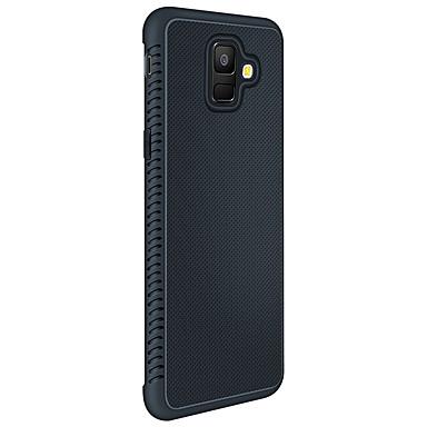 voordelige Galaxy A-serie hoesjes / covers-hoesje Voor Samsung Galaxy A8 / J2 Pro / J2 Prime Ultradun Achterkant Effen TPU