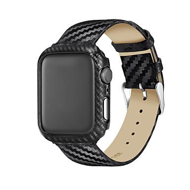 billige Apple Watch Vesker med Band-Veske med bånd Til Apple Watch Series 5/4/3/2/1 Lær / Plast kompatibilitet Apple