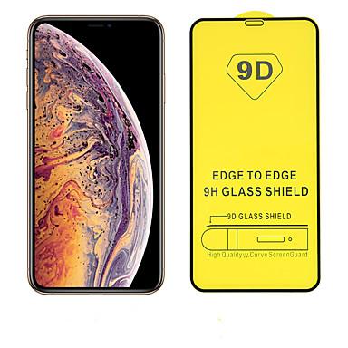 voordelige iPhone screenprotectors-9d 9h gehard glas voor iPhone 11 pro max xs max xr x 6 6s 7 8 plus schermbeschermer voor iphone 11 pro glass