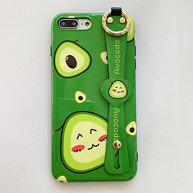 voordelige iPhone-hoesjes-hoesje Voor Apple iPhone XS / iPhone XR / iPhone XS Max met standaard / Ultradun Achterkant Tegel / Woord / tekst / Cartoon TPU / Metaal
