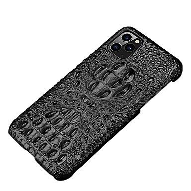 voordelige iPhone 6 hoesjes-hoesje Voor Apple iPhone 11 / iPhone 11 Pro / iPhone 11 Pro Max Ultradun Achterkant Tegel / Bloem aitoa nahkaa / PC