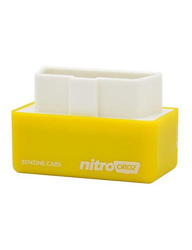 economico Nuovi Arrivi-nitroobd2 per la sintonizzazione del circuito integrato di combustibile box auto prestazioni vetture benzina risparmiatore più potenza più