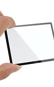 fotga® premium lcd-skærm panel protektor glas til sony A700