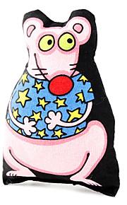 Кошачья приманка Мышь текстильный Назначение Игрушка для котов