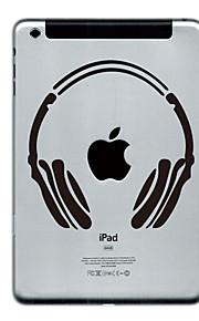 auricolare protezione di disegno adesivo per ipad mini 3, ipad mini 2, ipad mini