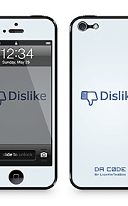 "Da Kode ™ Skin for iPhone 4/4S: ""Dislike på Facebook"" av Steven Lin (Creative Series)"