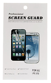 Skärmskydd för Apple iPhone SE/5s iPhone 5 1 st Displayskydd fram- och baksida