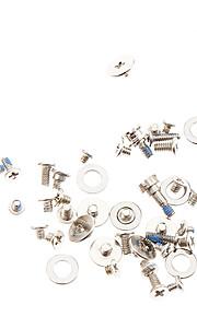 volledige set vervangende schroeven voor iphone 4s iphone vervangende onderdelen