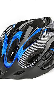 פתחי אוורור CoolChange 21 EPS הכחול רכיבה על אופניים קסדה אינטגרלי יצוק