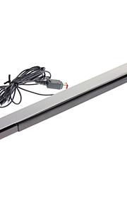 Wired Sensor Bar met USB Plug voor Wii zwart en zilver (Cable 2.3m)