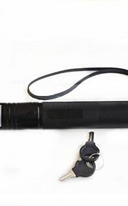 S330-5-0-1 LED Lommelygter Laser / LED 1000MW 1 Lys Tilstand Nedslags Resistent / Genopladelig / Vandtæt Camping / Vandring / Grotte