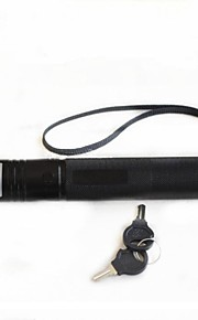 S330-5-0-1 פנס LED לייזר / LED 1000MW 1 מצב תאורה עמיד במים / עמיד לחבטות / נטענת מחנאות / צעידות / טיולי מערות / שימוש יומיומי / ציד שחור