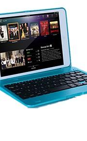 Custodia Per Mini iPad 3/2/1 Con supporto Con tastiera Con chiusura magnetica Integrale Tinta unita Resistente PC per