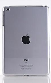 Maska Pentru iPad Mini 3/2/1 Transparent Capac Spate Mată PC pentru iPad Mini 3/2/1