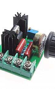 2000w modulo regolatore di tensione scr / regolazione / regolatore di velocità del motore / termostato