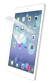 Screenprotector voor Apple iPad Air 2 PET 4 stuks Voorkant screenprotector High-Definition (HD) / Ultra dun