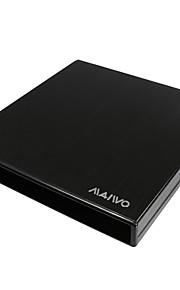 slanke draagbare usb 2.0 DVD RW externe optische drive case