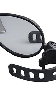 Handlerbar Bike Mirror / Espejo retrovisor Impermeable, Ajustable, Vuelo invertido de 360 grados Ciclismo / Bicicleta El plastico / Caucho