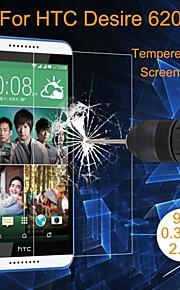 מגן מסך ל HTC זכוכית מחוסמת יחידה 1 (HD) ניגודיות גבוהה