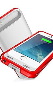 Ifans ® MFI 3100mah iphone6 batterikasse ekstern aftagelig backup magt oplader taske til iphone6 / 4.7 (assorterede farver)