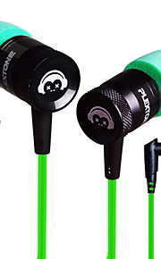 PLEXTONE® G10 In-Ear E-sports Games Metal Heavy Bass Earphone with Mic for iPhone6/iPhone6 Plus MobilePhone/Pad/MP3/PC