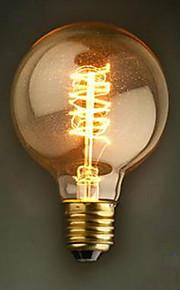 G80 wire 40w to 60w retro decoration lamp