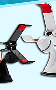 Supporto per cellulare Auto Parabrezza Rotazione a 360° Plastica for Cellulare