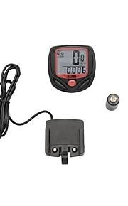 Bike Computers ,Digital LCD Cycling Computer Bicycle Speedometer 13 Functions Odometer Speed  548B