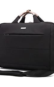 15,6-Zoll-Laptop Umhängetasche wasserdichten Nylontuch Messenger Notebooktasche Handtasche für macbook / dell / hp / lenovo, usw.