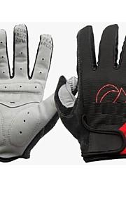 IZUMI® Luvas Esportivas Luvas de Ciclismo Tapete 3D / Permeável á Humidade / Vestível Dedo Total Elastano / Fibra de Algodão / Gel Esqui
