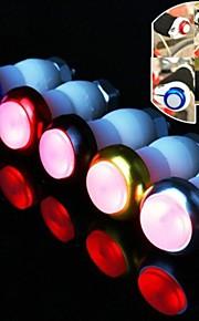 Safety Lights LED - Cycling Alarm Warning LR1130 AG10 20 Lumens Battery Cycling/Bike
