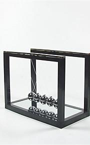 Newton balancekugler Videnskabs- og ingeniørlegetøj Stresslindrende legetøj Pædagogisk legetøj Legetøj Kvadrat Berømt bygning Originale