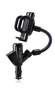 stand di supporto del supporto del supporto del telefono con plastica adattatore per il telefono mobile iphone 8 7 ss s7 ss galassia samsung